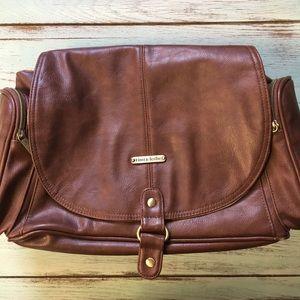 Timi & Leslie Metro Messenger Diaper Bag